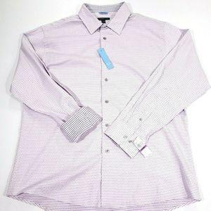 Van Heusen Studio XXL 18-18.5 Slim Fit Shirt